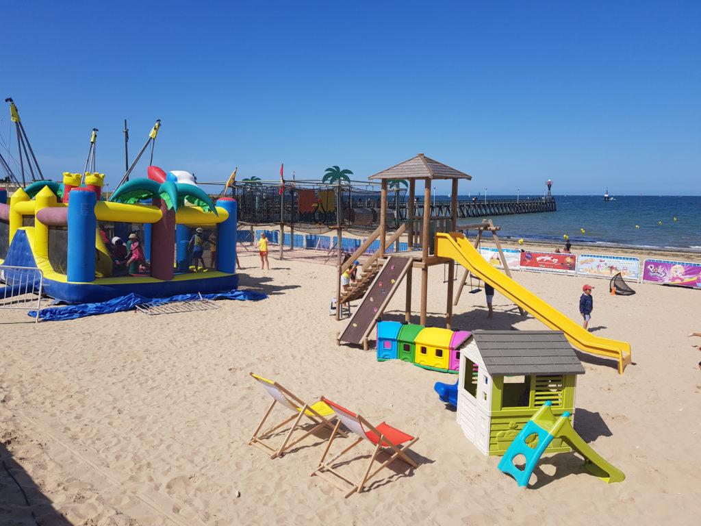 Le Club de plage des Moussaillons
