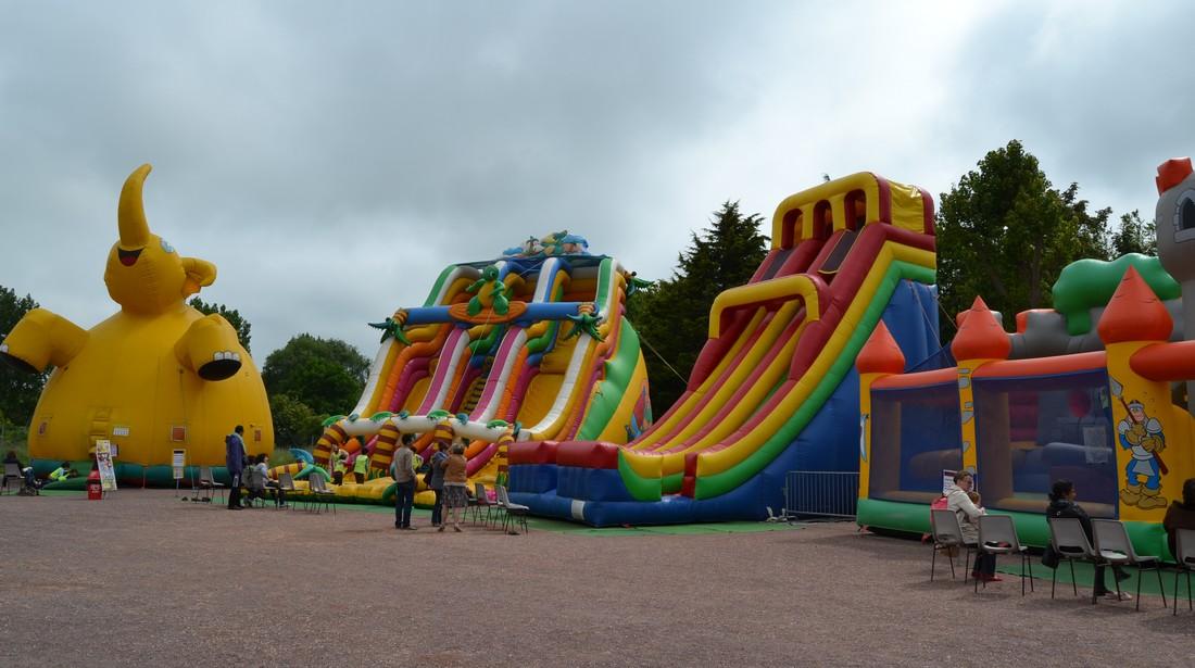 Le parc de loisirs