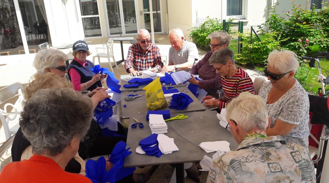 Les établissements pour personnes âgées