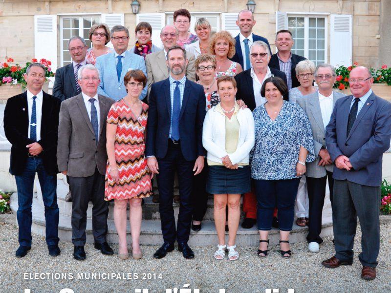 Journal Municipal N°116 Juillet 2015