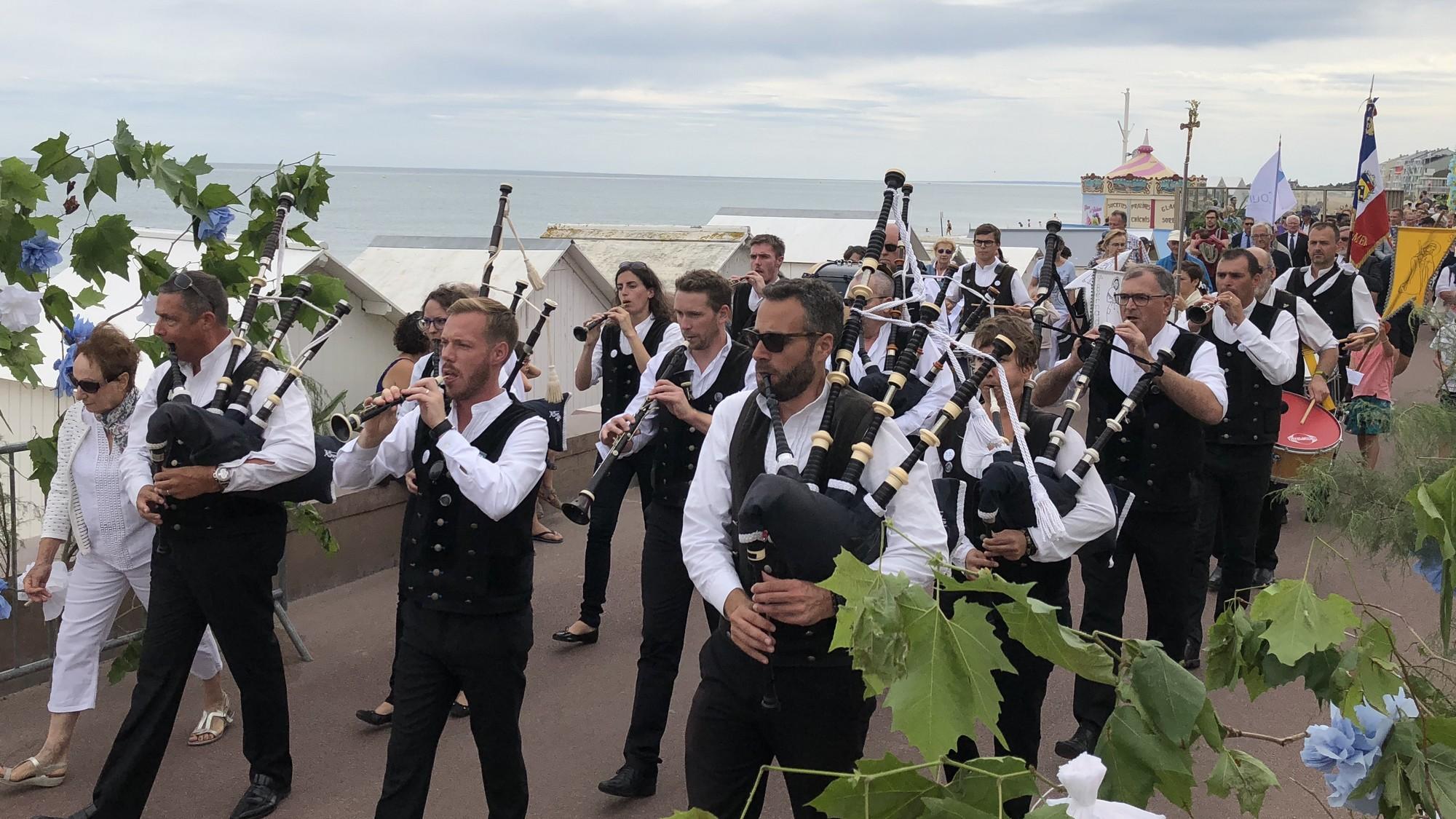 Bagad de Nantes - Fête de la Mer 2018