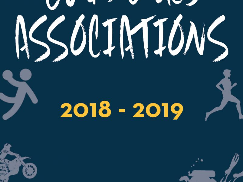 Guide des associations 2018 - 2019