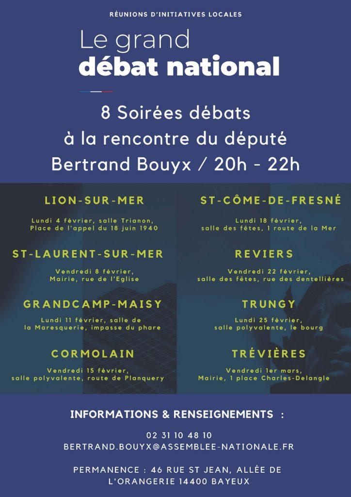 Soiree Debat Bertrand Bouyx