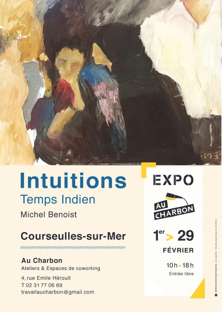 Exposition de Michel Benoist 'Au Charbon'