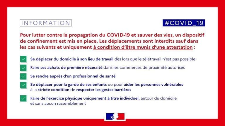 covid-19-confinement