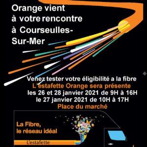 Eligibilité à la fibre Orange