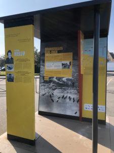 le-kiosque-de-courseulles-sur-mer-expo-dans-leurs-pas-credit-mathilde-lelandais