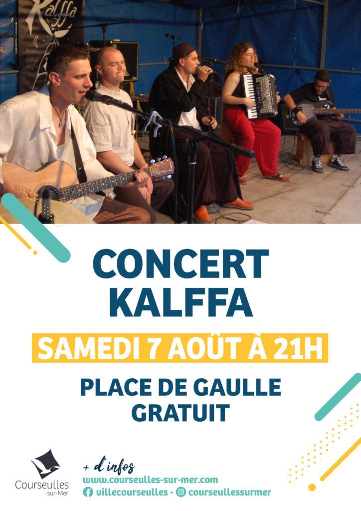 Concert Kalffa