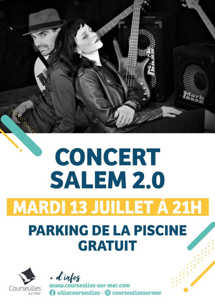 Concert Salem 2.0