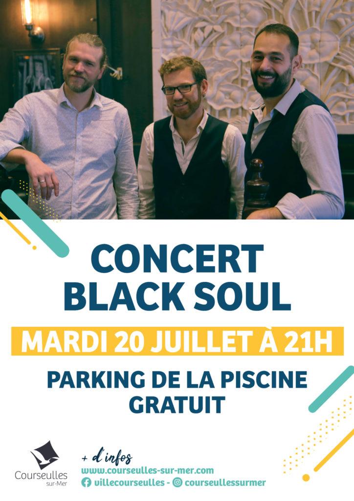 Concert Black Soul