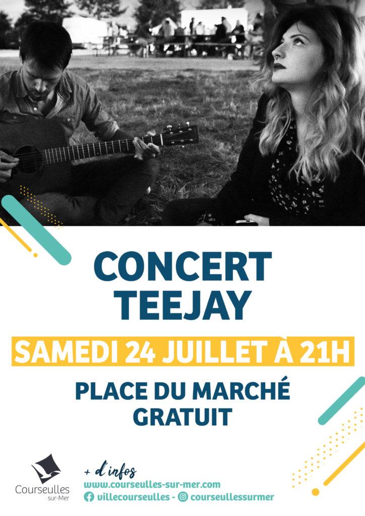 Concert Teejay
