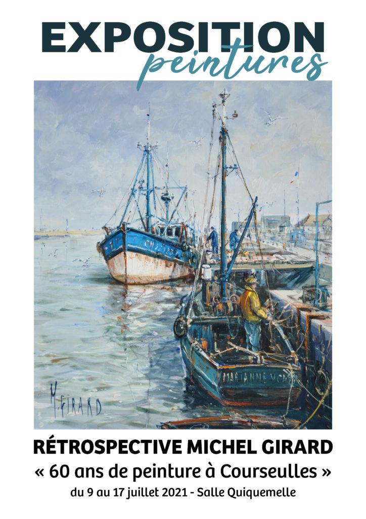 Exposition Peintures Michel Girard
