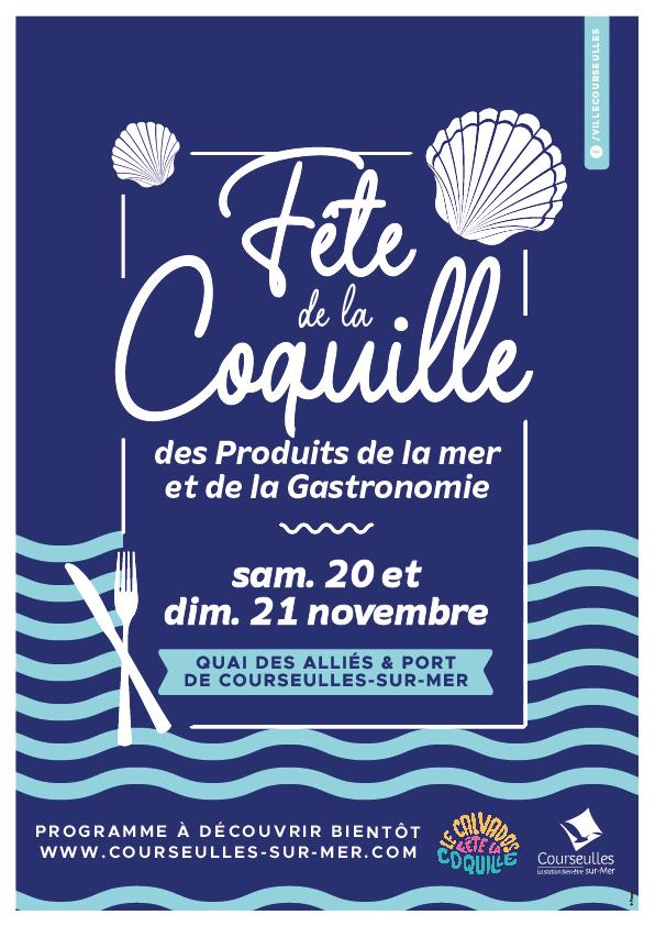 Fête de la Coquille, des produits de la mer et de la Gastronomie